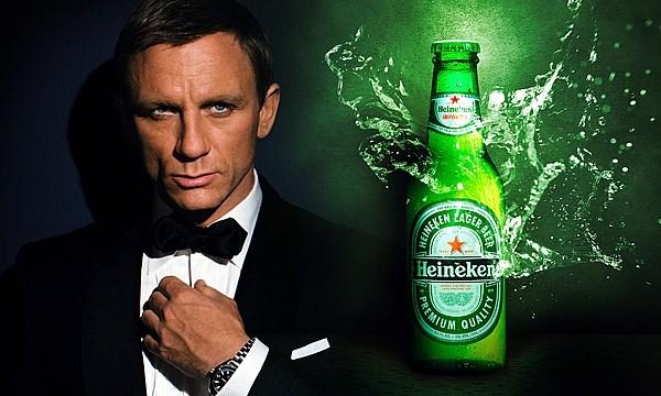 Bond-heineken