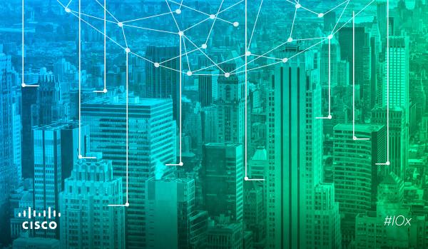 """Cisco presenta sistema operativo para la """"Internet de lascosas"""""""