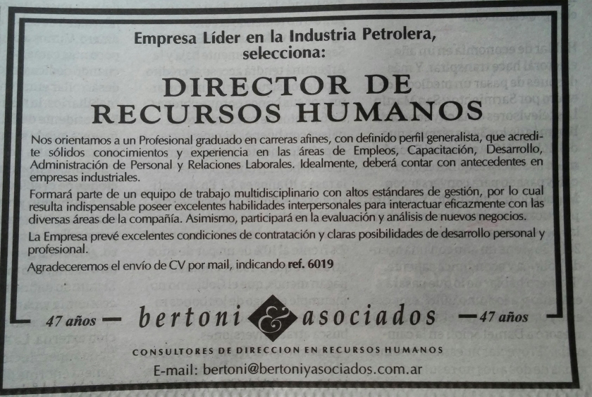 director-rrhh-industria-petrolera